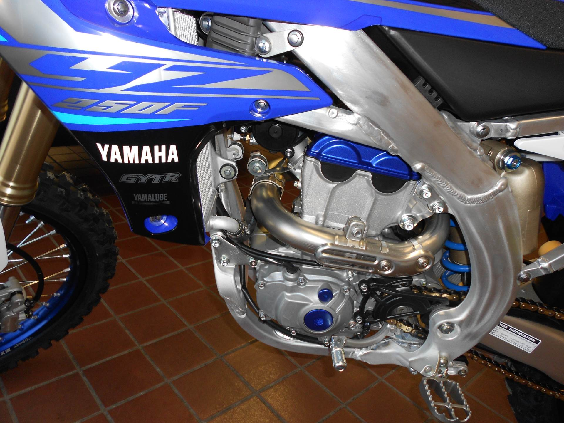 2020 Yamaha YZ250F in Abilene, Texas - Photo 5
