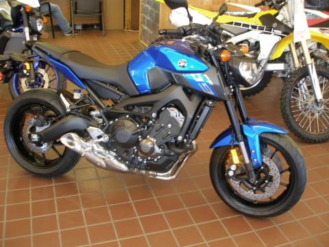 2016 Yamaha FZ-09 in Abilene, Texas