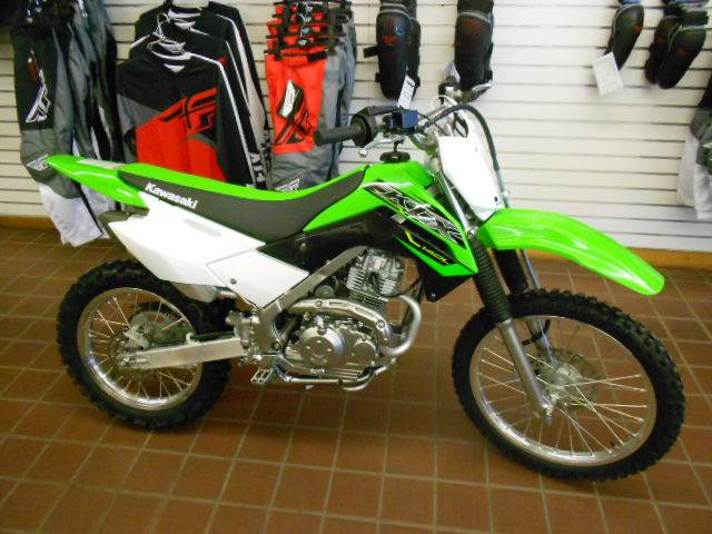 2019 Kawasaki KLX 140L in Abilene, Texas - Photo 1