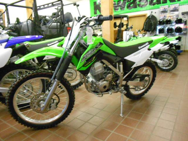 2019 Kawasaki KLX 140L in Abilene, Texas - Photo 3