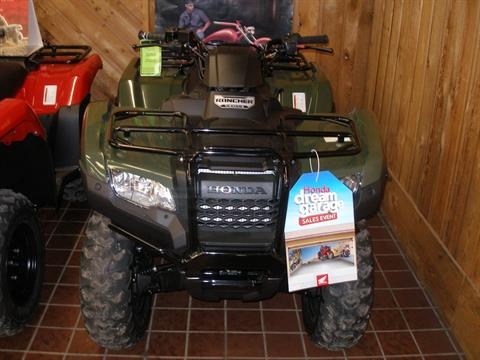 2017 Honda FourTrax Rancher 4x4 in Abilene, Texas