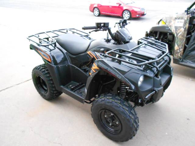 2018 Kawasaki Brute Force 300 for sale 8714