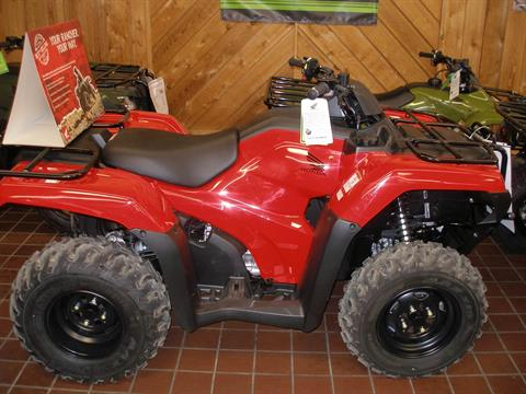 2017 Honda FourTrax Rancher 4x4 ES in Abilene, Texas