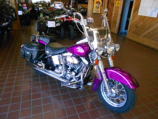 2003 Harley Davidson FLSTC in Abilene, Texas - Photo 1