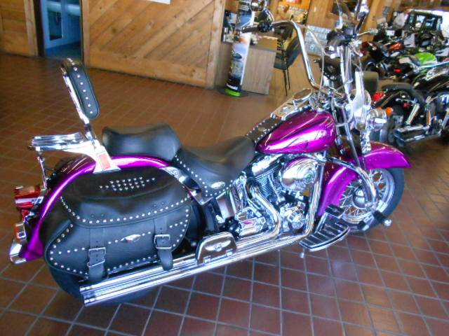 2003 Harley Davidson FLSTC in Abilene, Texas - Photo 2