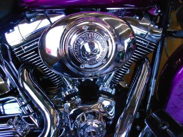 2003 Harley Davidson FLSTC in Abilene, Texas - Photo 8