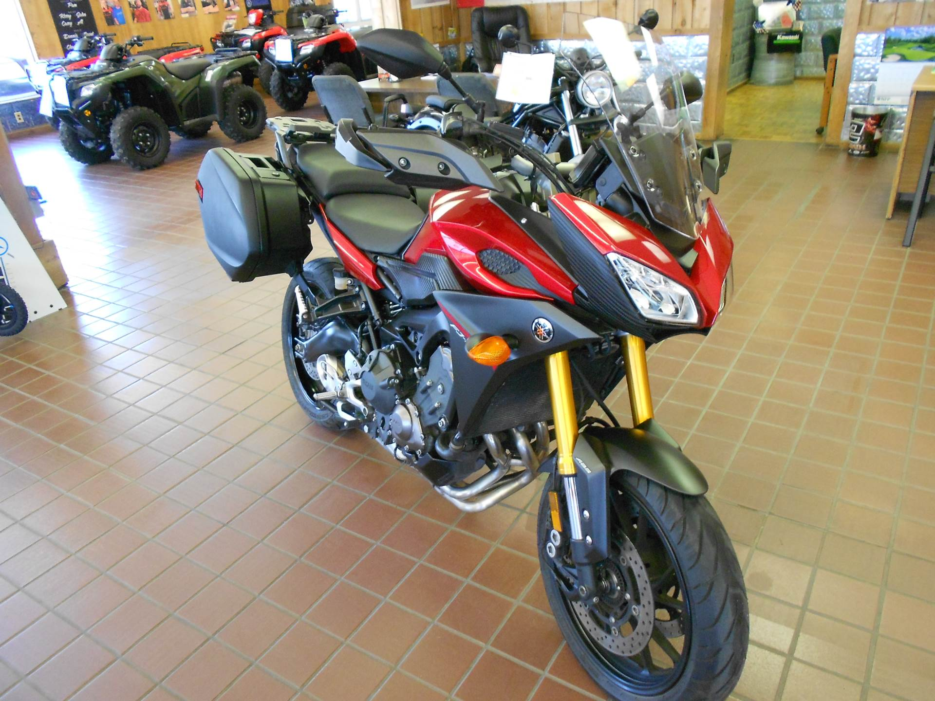 2015 Yamaha FJ-09 in Abilene, Texas - Photo 1