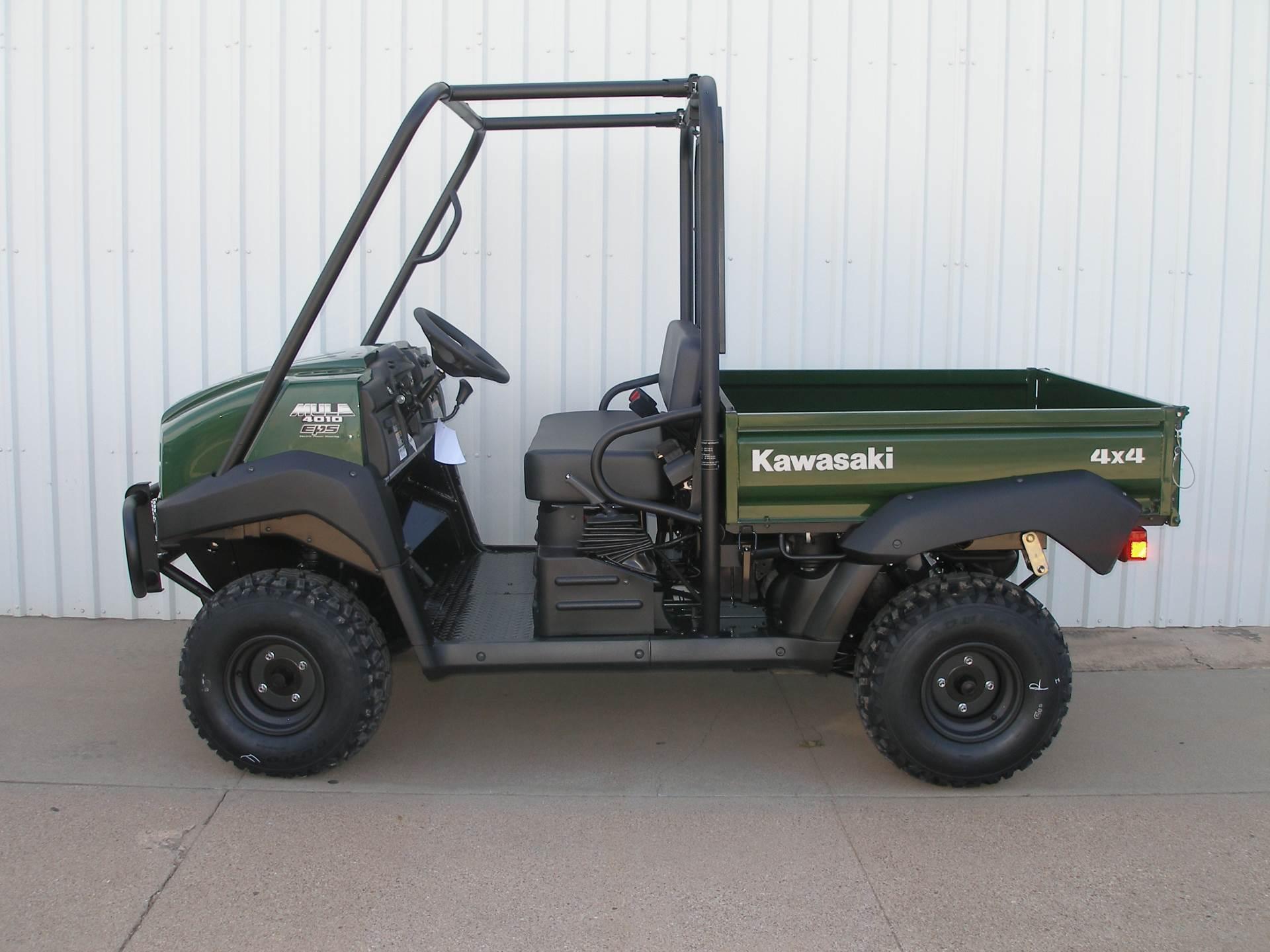 2019 Kawasaki Mule 4010 4x4 in Abilene, Texas
