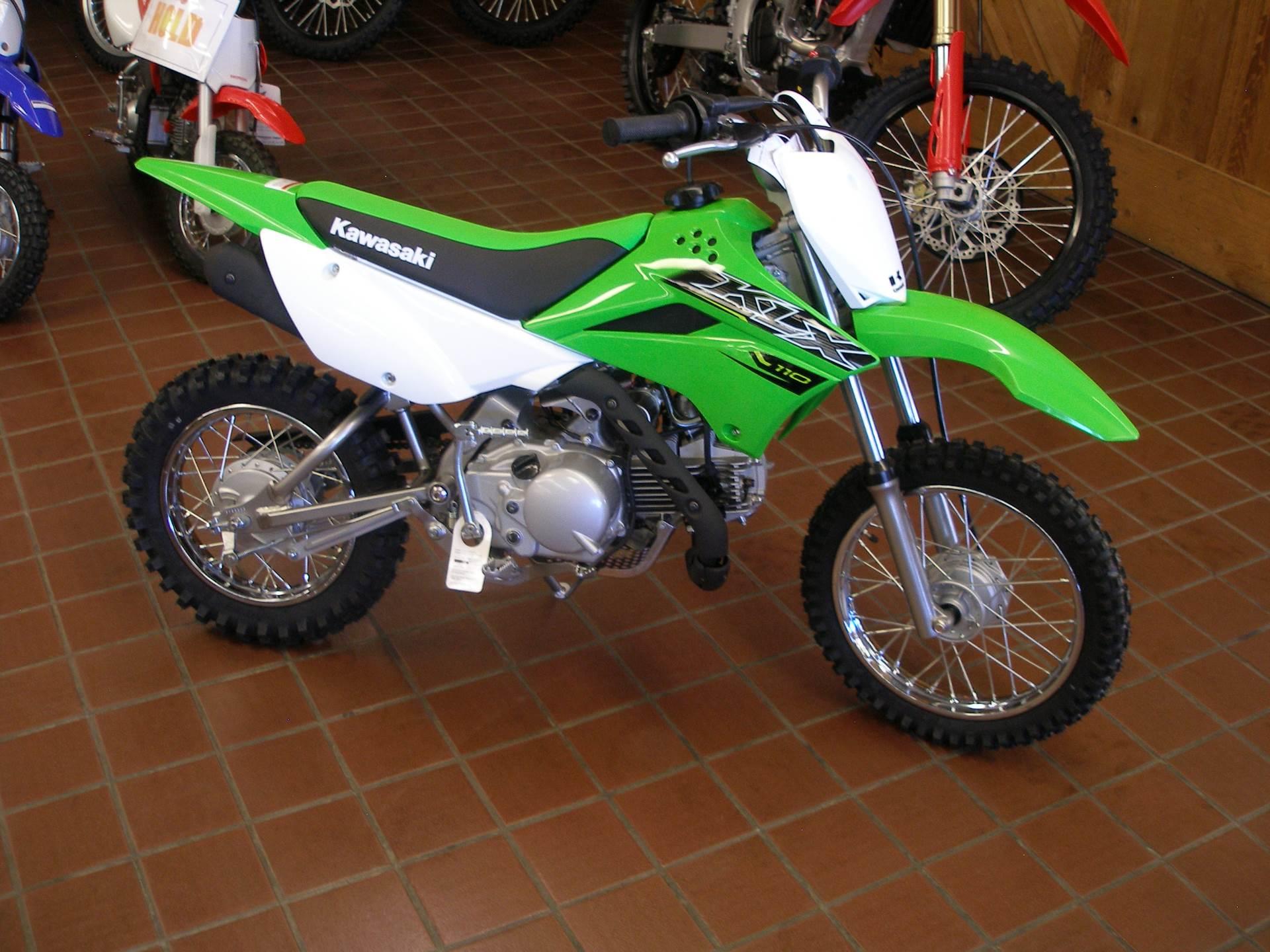 2019 Kawasaki KLX 110 Motorcycles Abilene Texas N/A