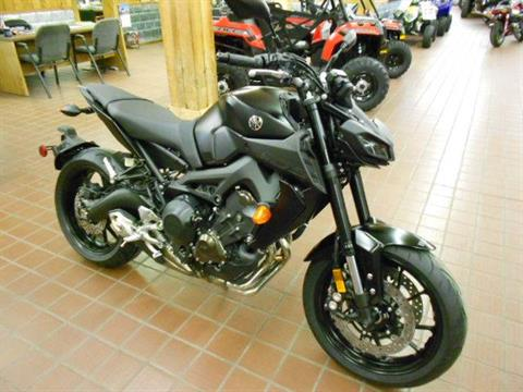 2019 Yamaha MT-09 in Abilene, Texas