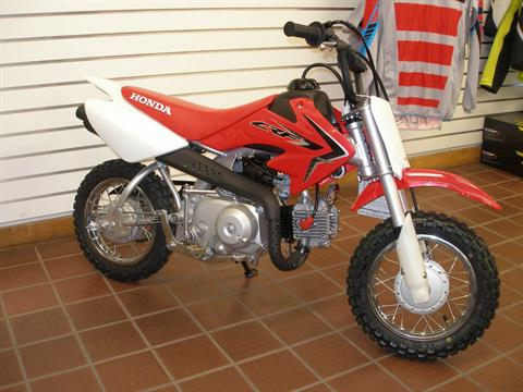 2019 Honda CRF50F in Abilene, Texas