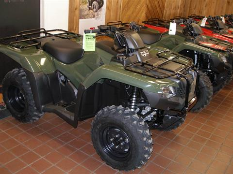 2018 Honda FourTrax Rancher 4x4 in Abilene, Texas