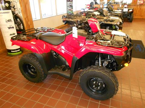 2020 Honda FourTrax Foreman 4x4 in Abilene, Texas