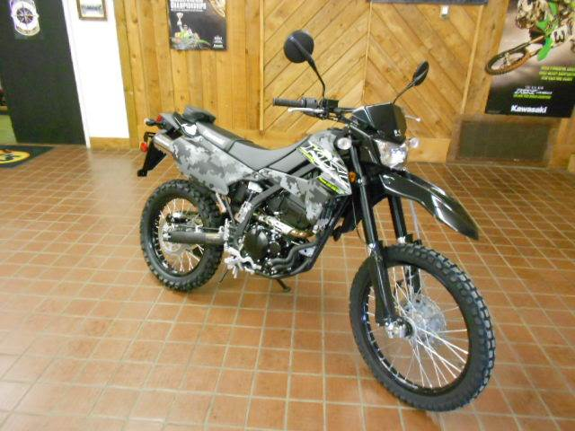 2019 Kawasaki KLX 250 Camo for sale 15337