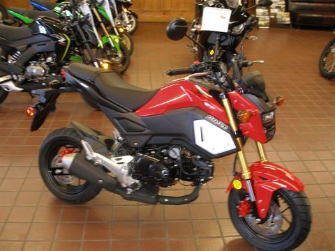 2019 Honda Grom in Abilene, Texas