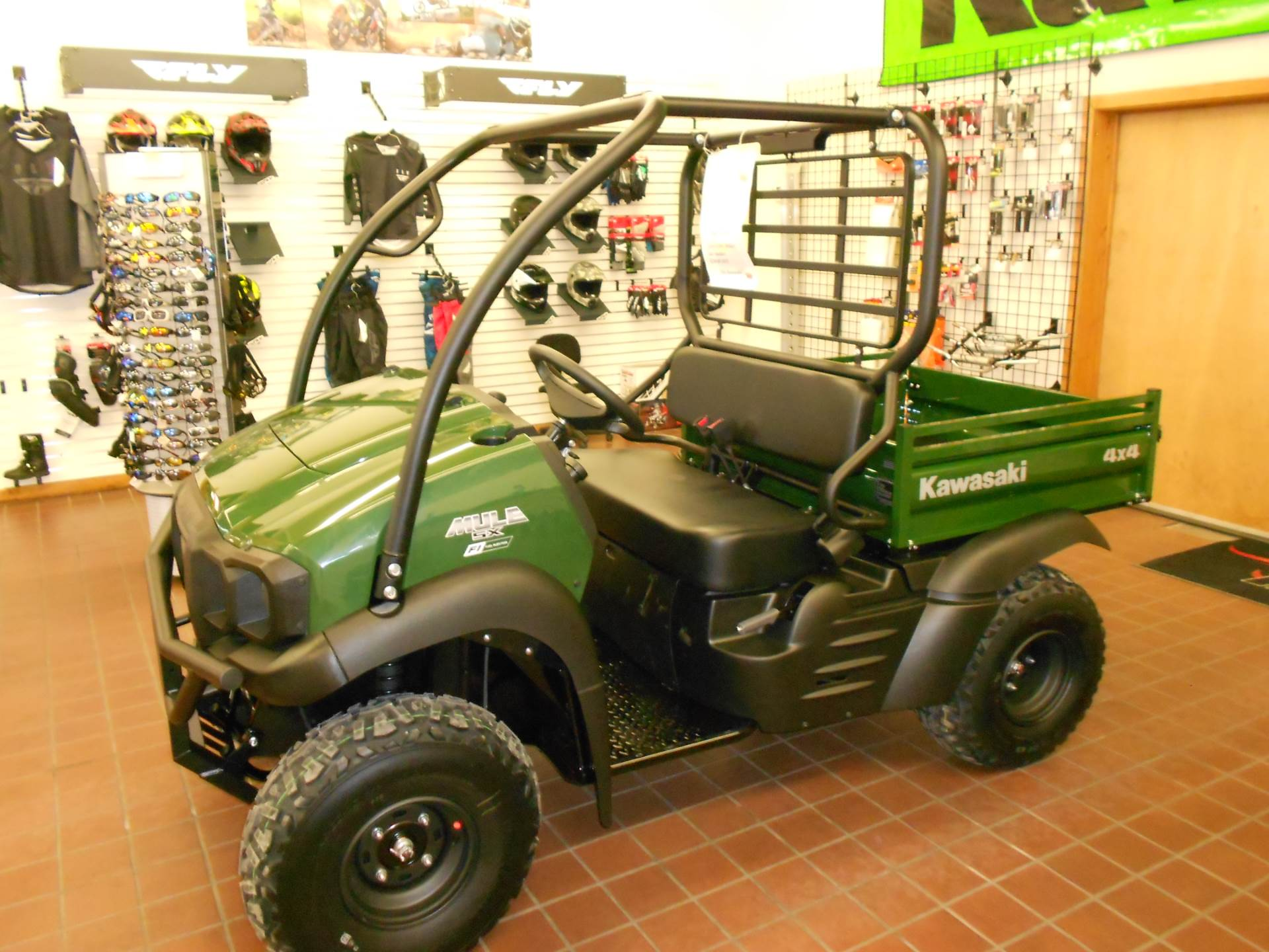 2021 Kawasaki Mule SX 4x4 FI in Abilene, Texas - Photo 1