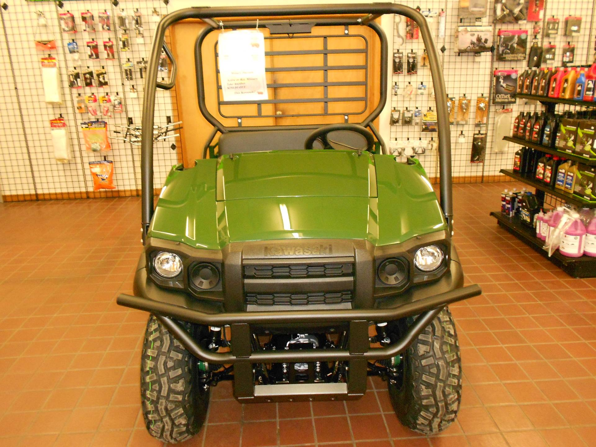2021 Kawasaki Mule SX 4x4 FI in Abilene, Texas - Photo 2