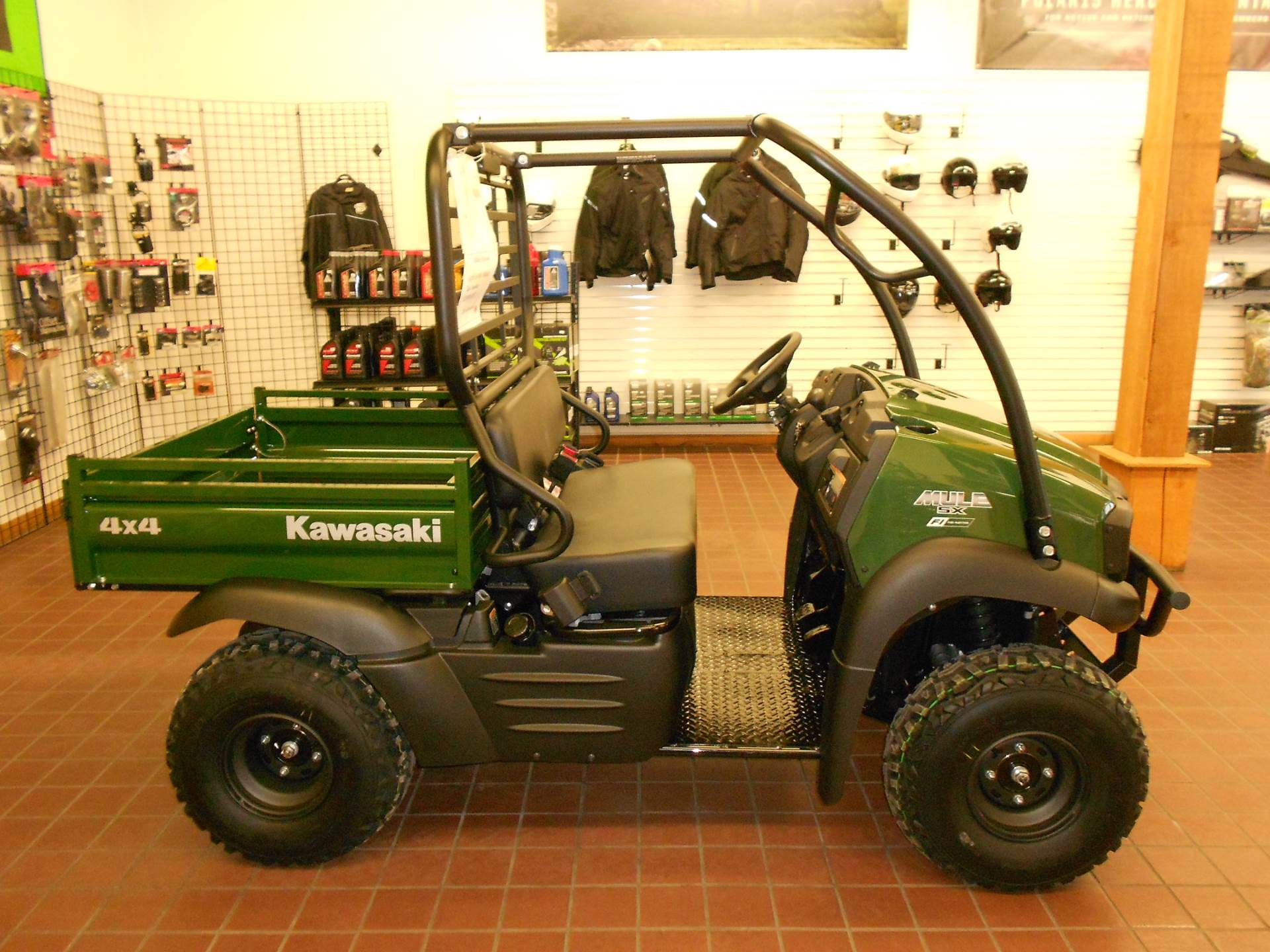 2021 Kawasaki Mule SX 4x4 FI in Abilene, Texas - Photo 3