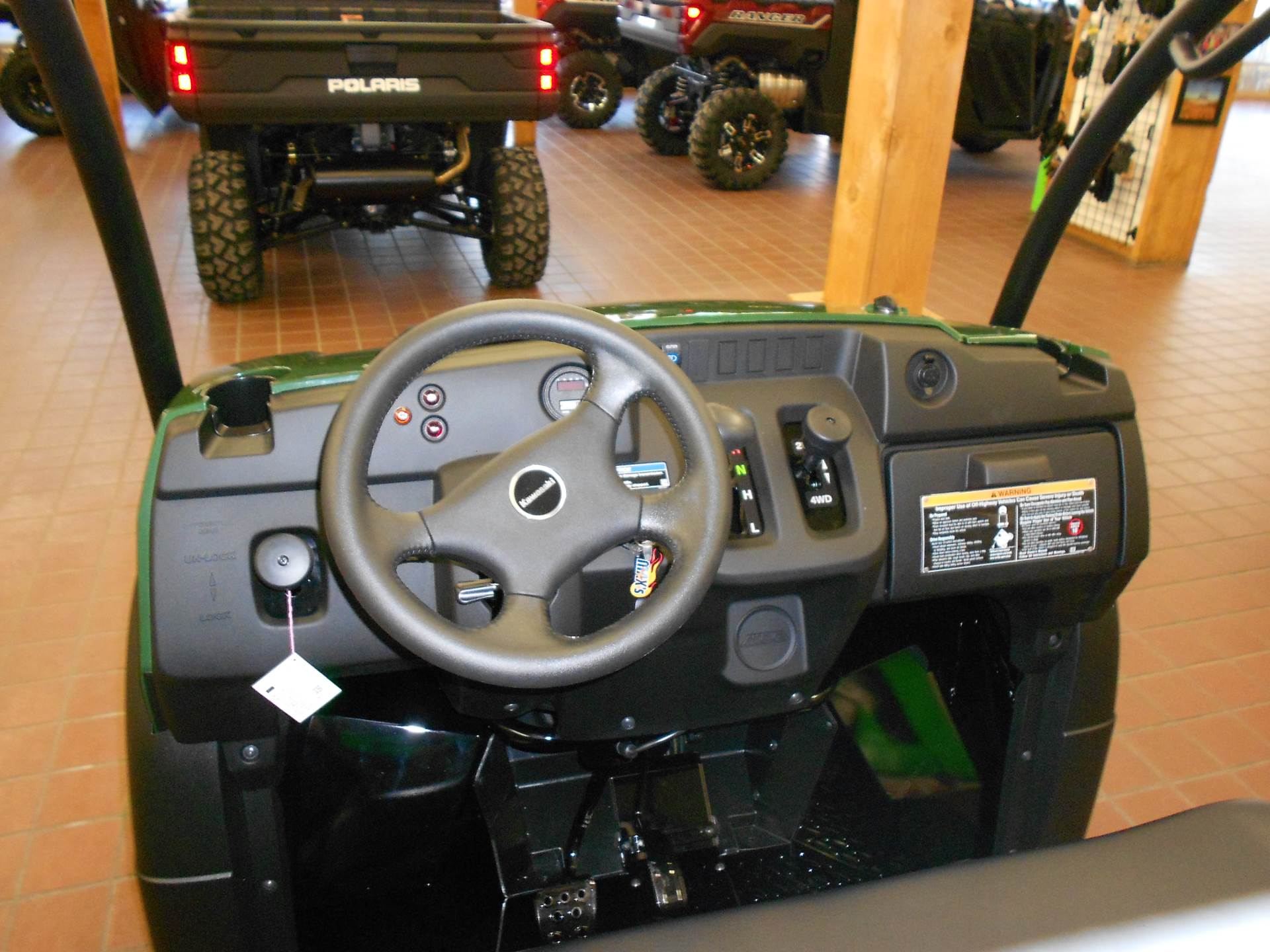 2021 Kawasaki Mule SX 4x4 FI in Abilene, Texas - Photo 6