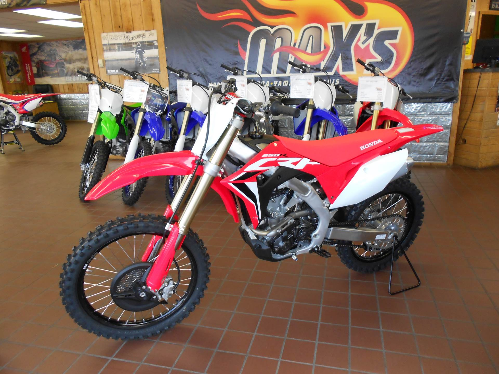 2020 Honda CRF250R in Abilene, Texas - Photo 1