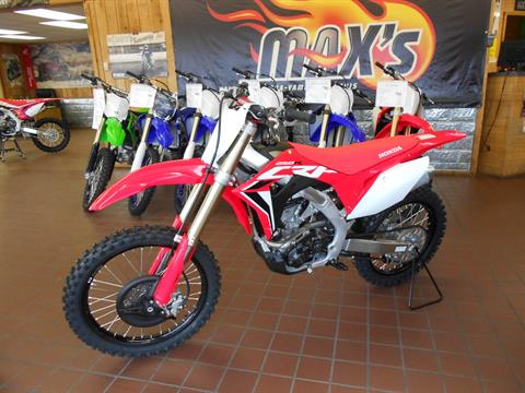 2020 Honda CRF250R in Abilene, Texas