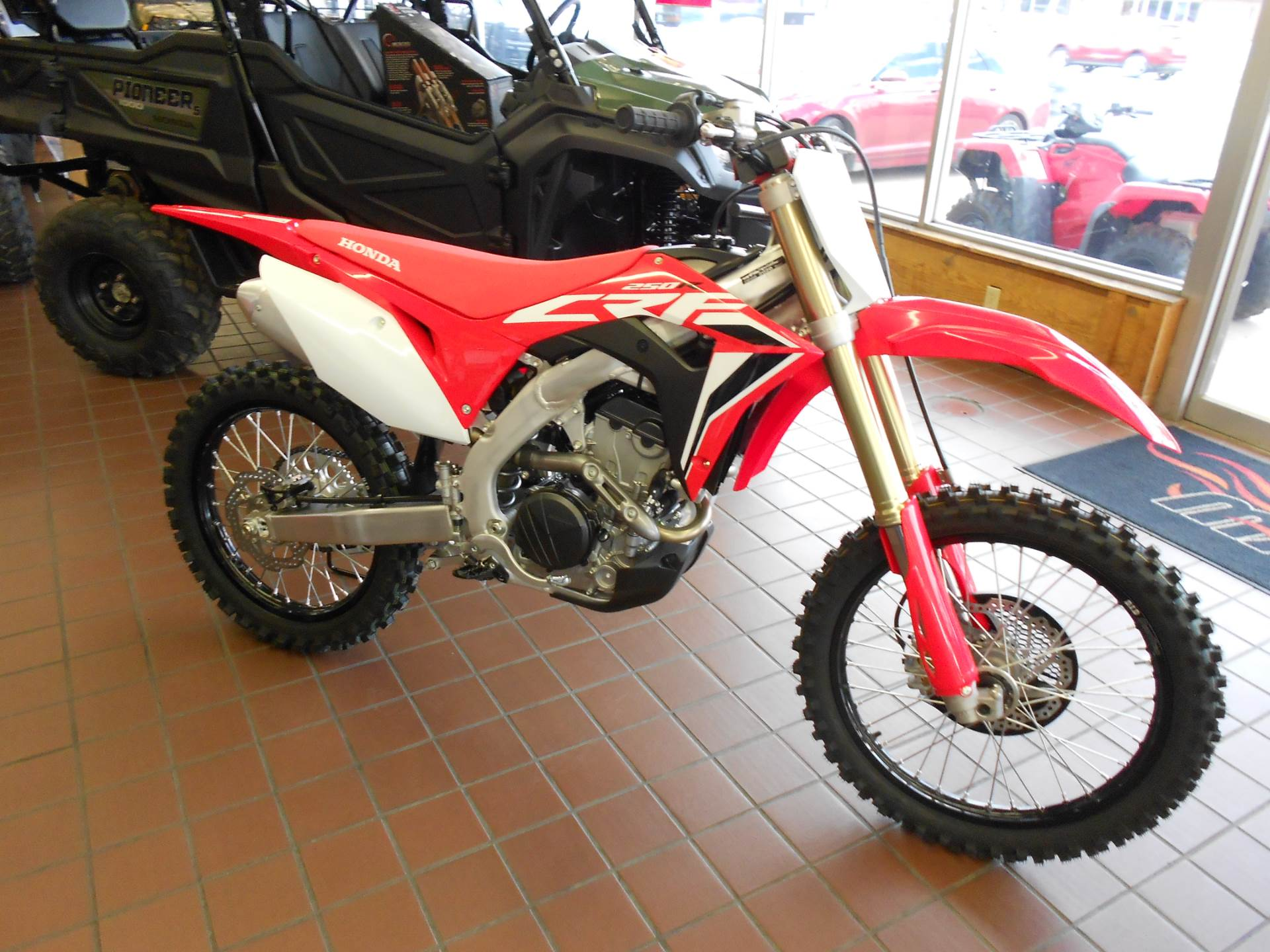 2020 Honda CRF250R in Abilene, Texas - Photo 2