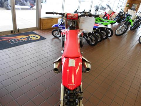 2020 Honda CRF250R in Abilene, Texas - Photo 3