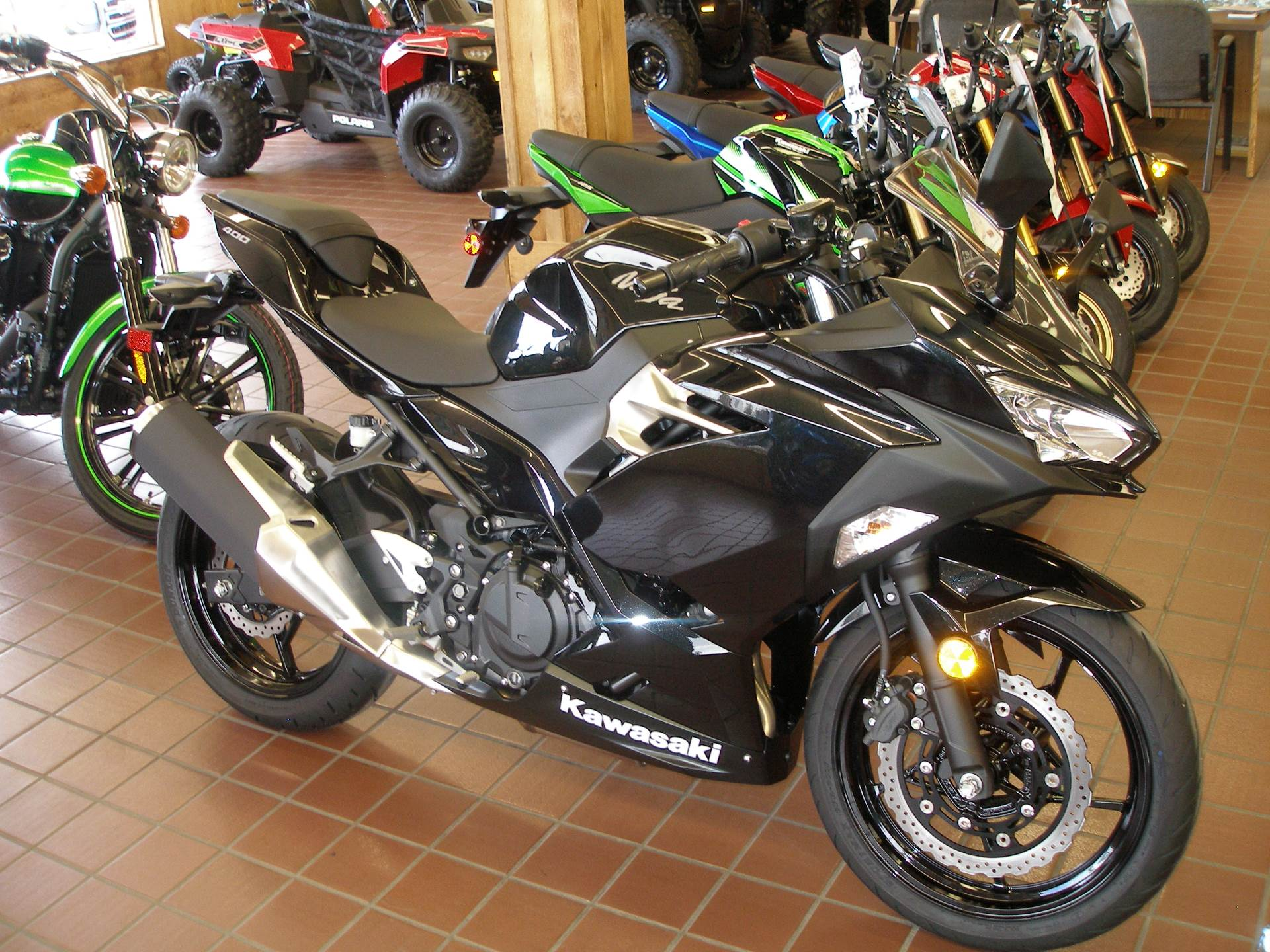 2018 Kawasaki Ninja 400 Motorcycles Abilene Texas N/A