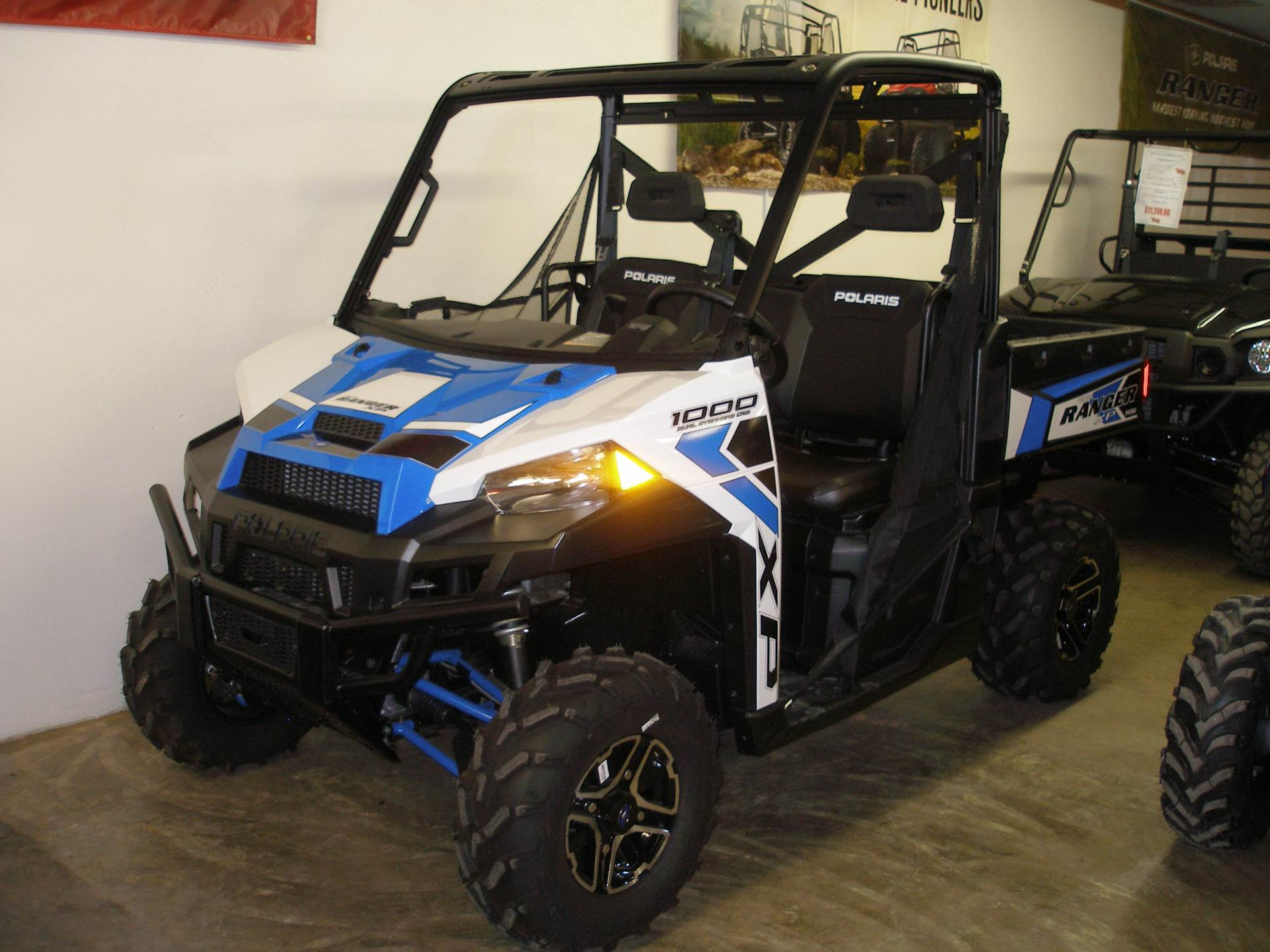 2017 Polaris Ranger XP 1000 EPS in Abilene, Texas