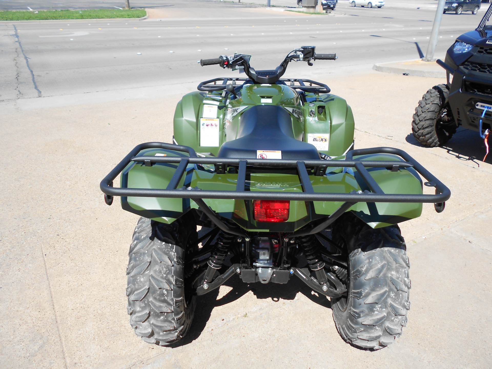 2020 Yamaha Kodiak 700 in Abilene, Texas - Photo 4