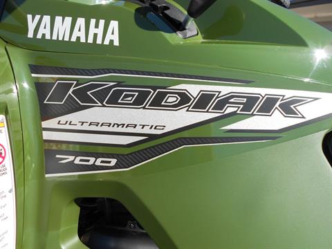 2020 Yamaha Kodiak 700 in Abilene, Texas - Photo 6