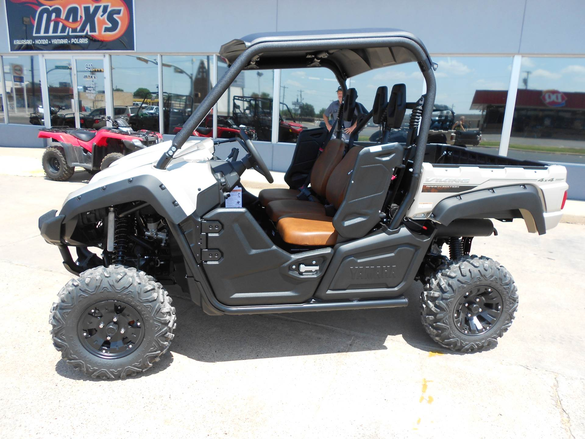 2019 Yamaha Viking EPS Ranch Edition in Abilene, Texas - Photo 1