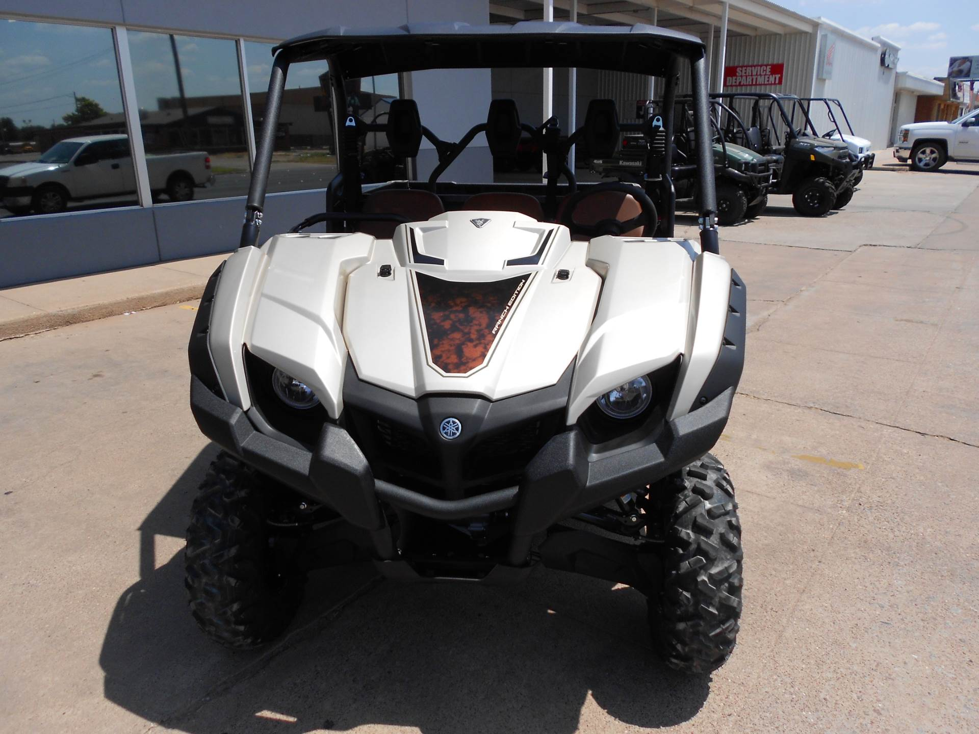 2019 Yamaha Viking EPS Ranch Edition in Abilene, Texas - Photo 3