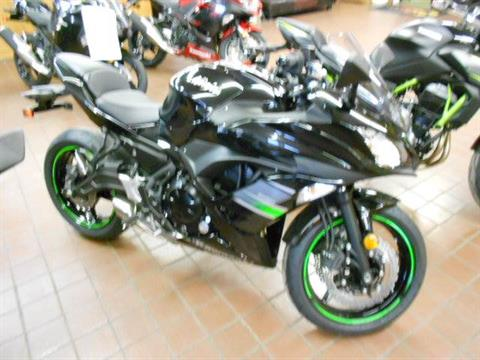 2019 Kawasaki Ninja 650 ABS in Abilene, Texas