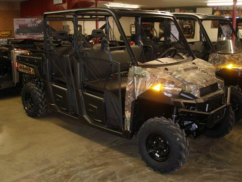 2017 Polaris Ranger Crew XP 900 EPS Camo in Abilene, Texas