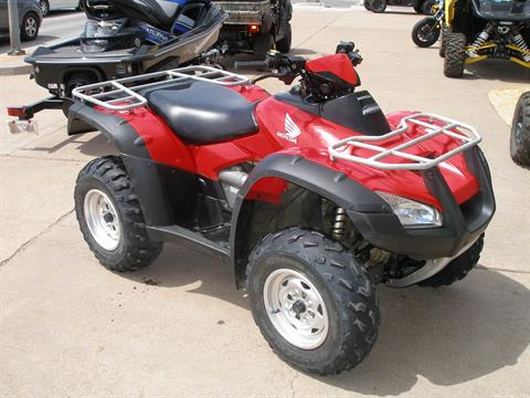 2015 Honda FourTrax® Rincon® 4x4 in Abilene, Texas