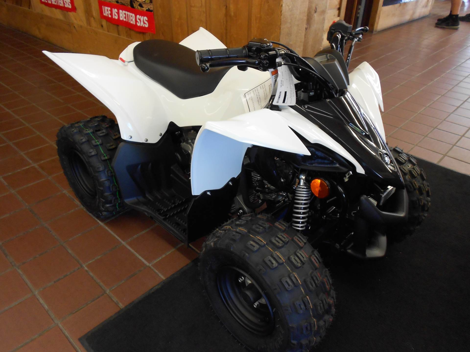 2020 Yamaha YFZ50 in Abilene, Texas - Photo 1