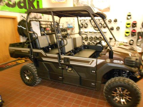 2020 Kawasaki Mule PRO-FXT Ranch Edition in Abilene, Texas