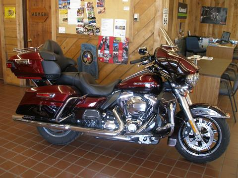 2014 Harley-Davidson Ultra Limited in Abilene, Texas