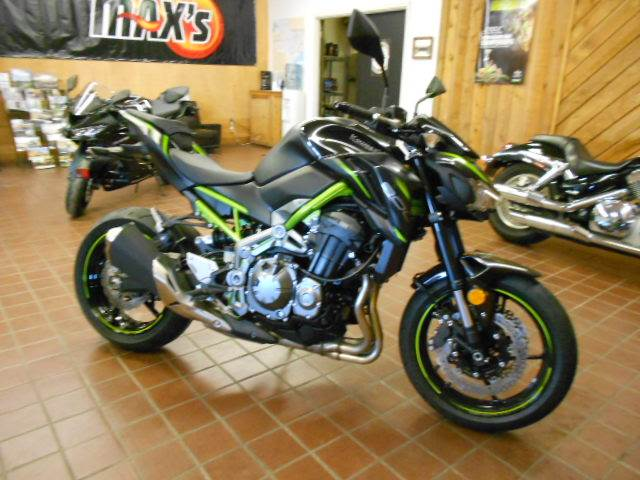 2019 Kawasaki Z900 ABS in Abilene, Texas - Photo 1