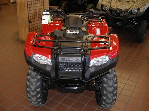 2018 Honda FourTrax Rancher 4x4 ES in Abilene, Texas