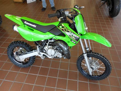 2021 Kawasaki KX 65 in Abilene, Texas - Photo 1