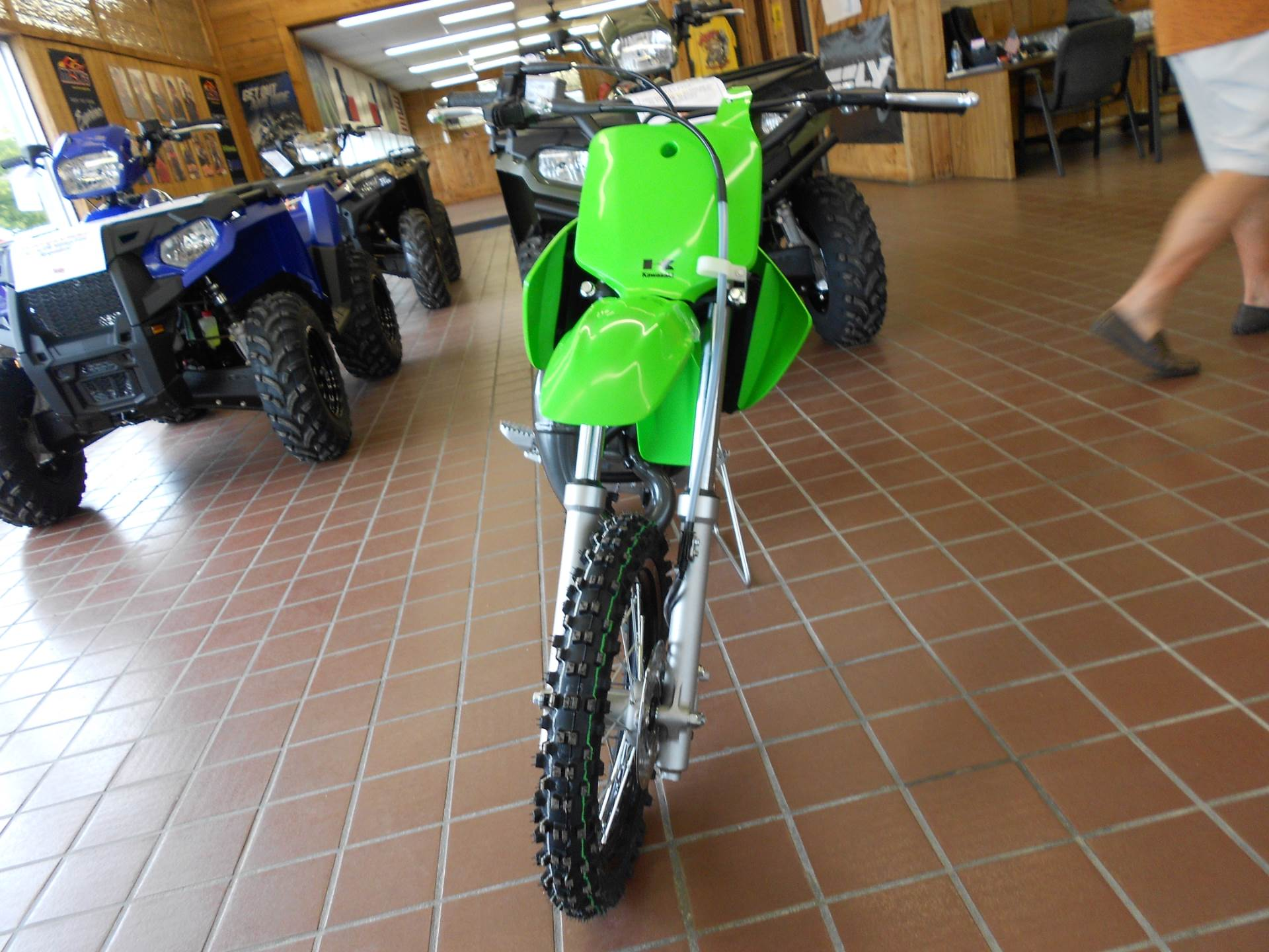 2021 Kawasaki KX 65 in Abilene, Texas - Photo 2