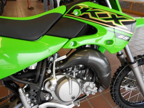 2021 Kawasaki KX 65 in Abilene, Texas - Photo 5