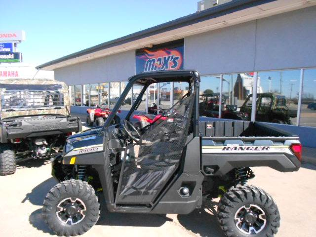 2019 Polaris Ranger XP 1000 EPS Premium in Abilene, Texas - Photo 1