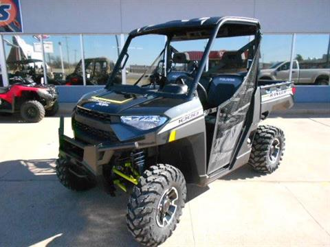 2019 Polaris Ranger XP 1000 EPS Premium in Abilene, Texas - Photo 2