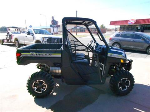 2019 Polaris Ranger XP 1000 EPS Premium in Abilene, Texas - Photo 3