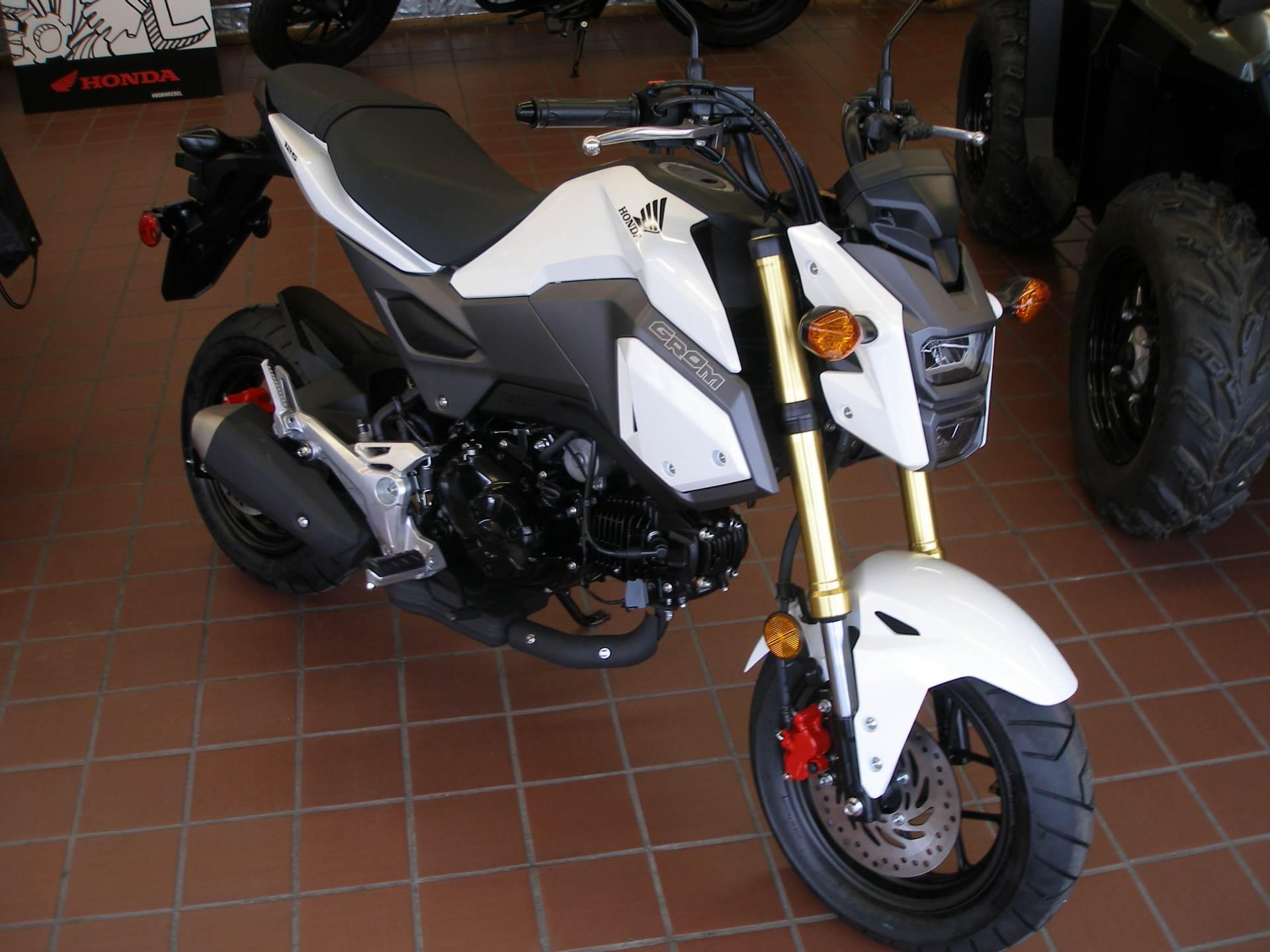 2018 Honda Grom Motorcycles Abilene Texas N A