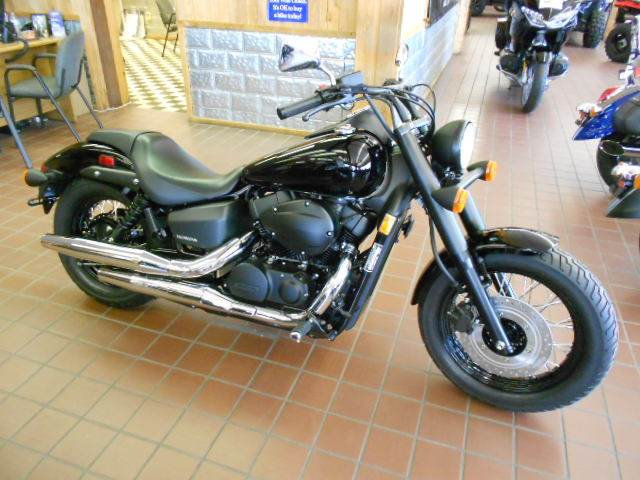 2019 Honda Shadow Phantom in Abilene, Texas - Photo 1