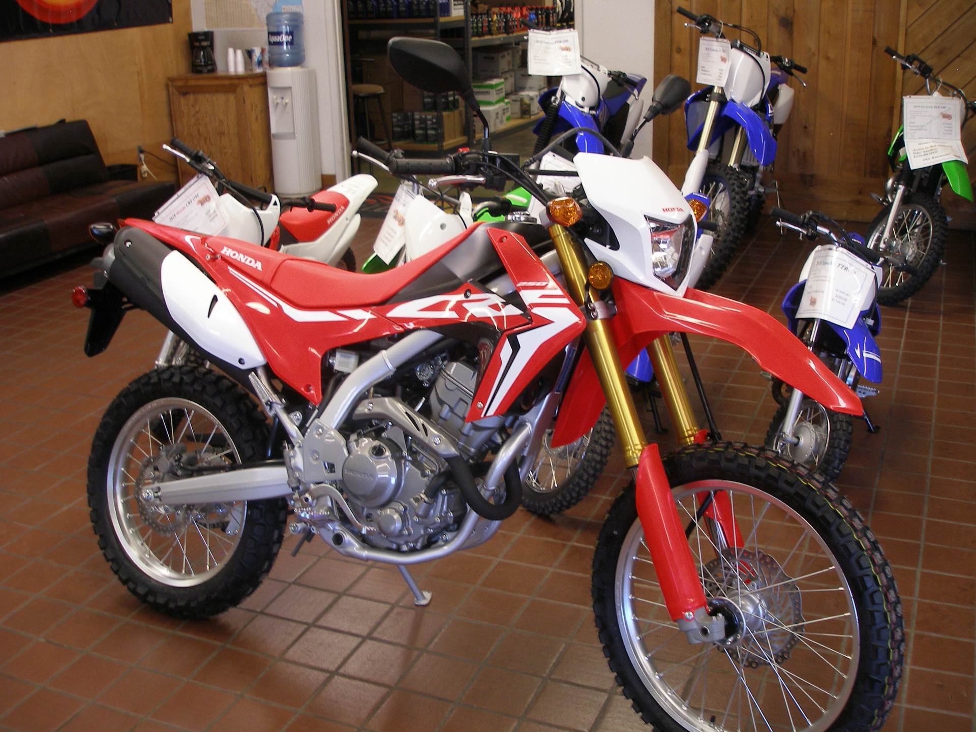 2018 Honda CRF250L for sale 3093